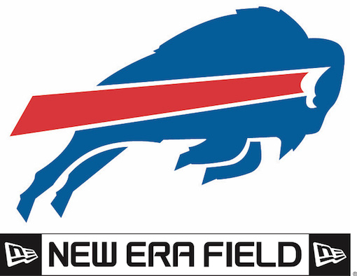 buffalo bills new era field combined logo